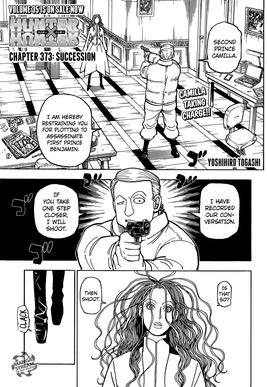 Hunter X Hunter Manga Deutsch