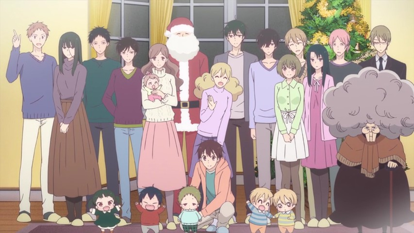 Gakuen Babysitters - 12 (End) and Series Review - Lost in Anime