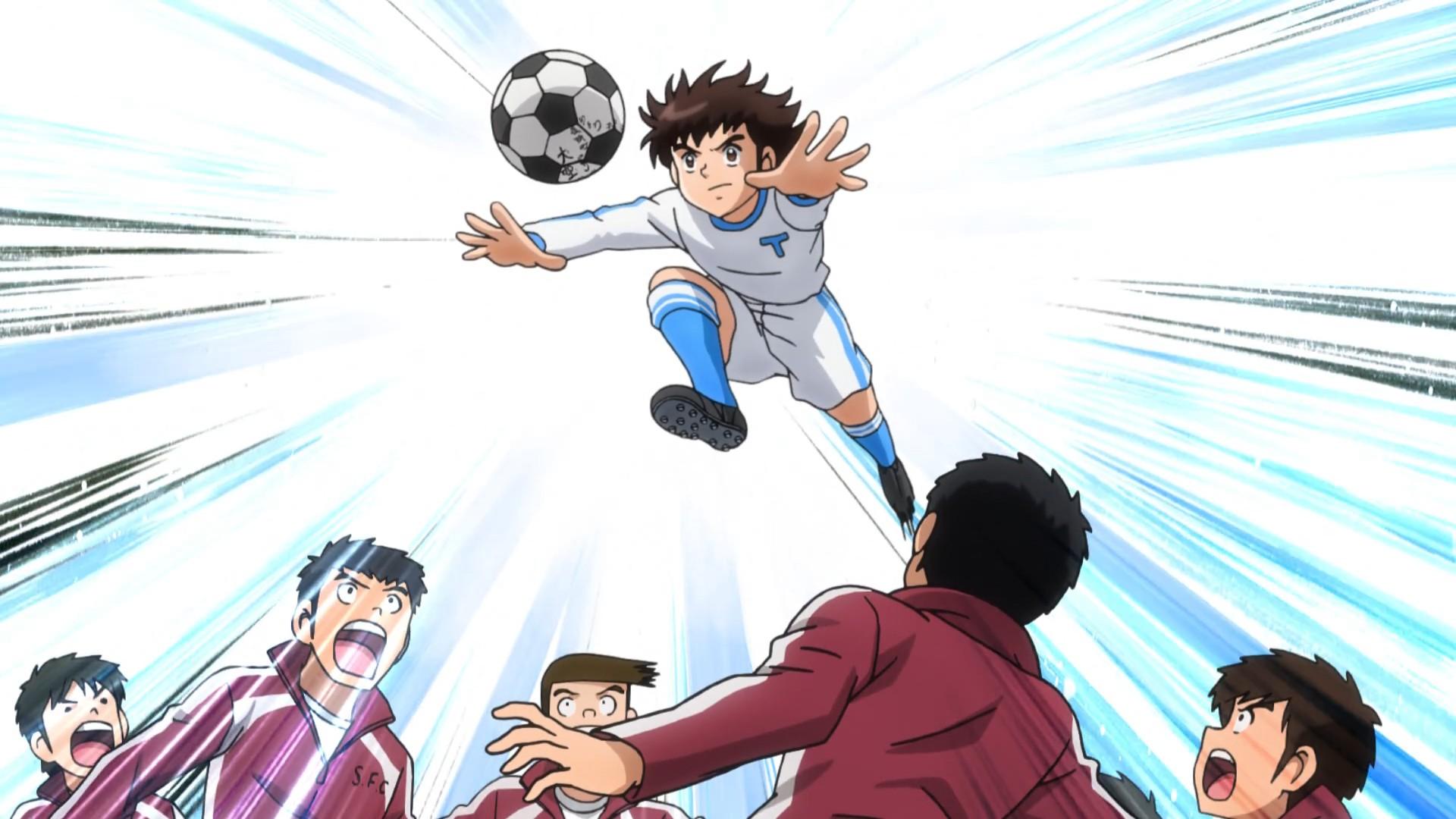 Captain Tsubasa 02 06 Lost In Anime