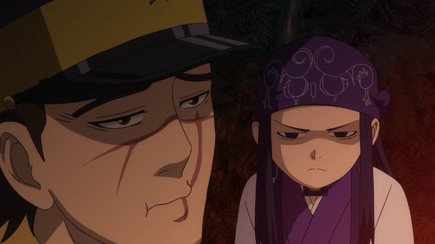 Golden Kamuy 02 Lost In Anime