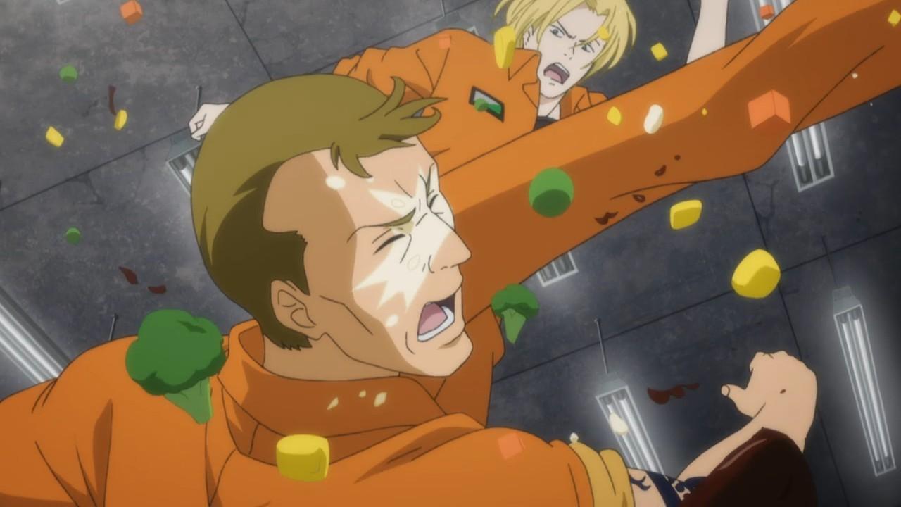 Banana Fish 03 Lost In Anime