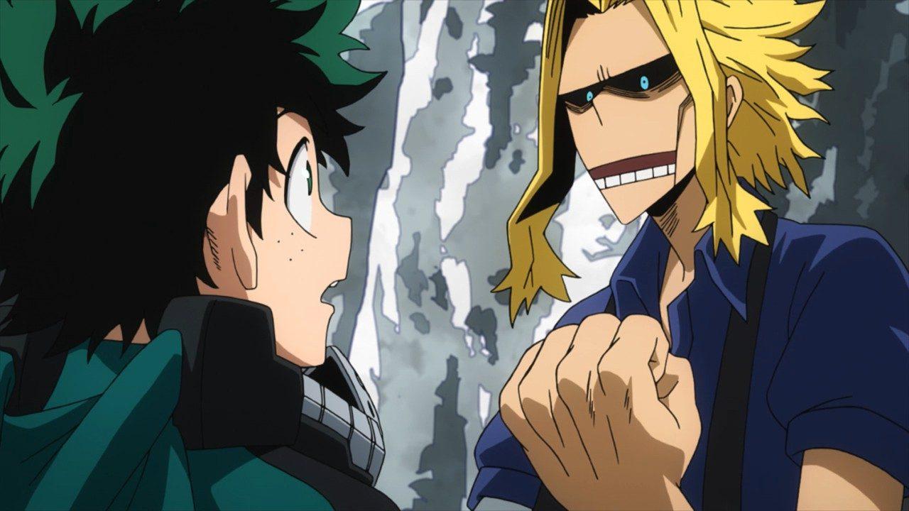 Boku no Hero Academia Season 3 – 14 - Lost in Anime