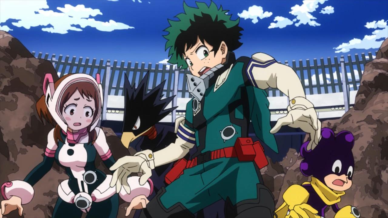 Boku no Hero Academia Season 3 - 16 - Lost in Anime