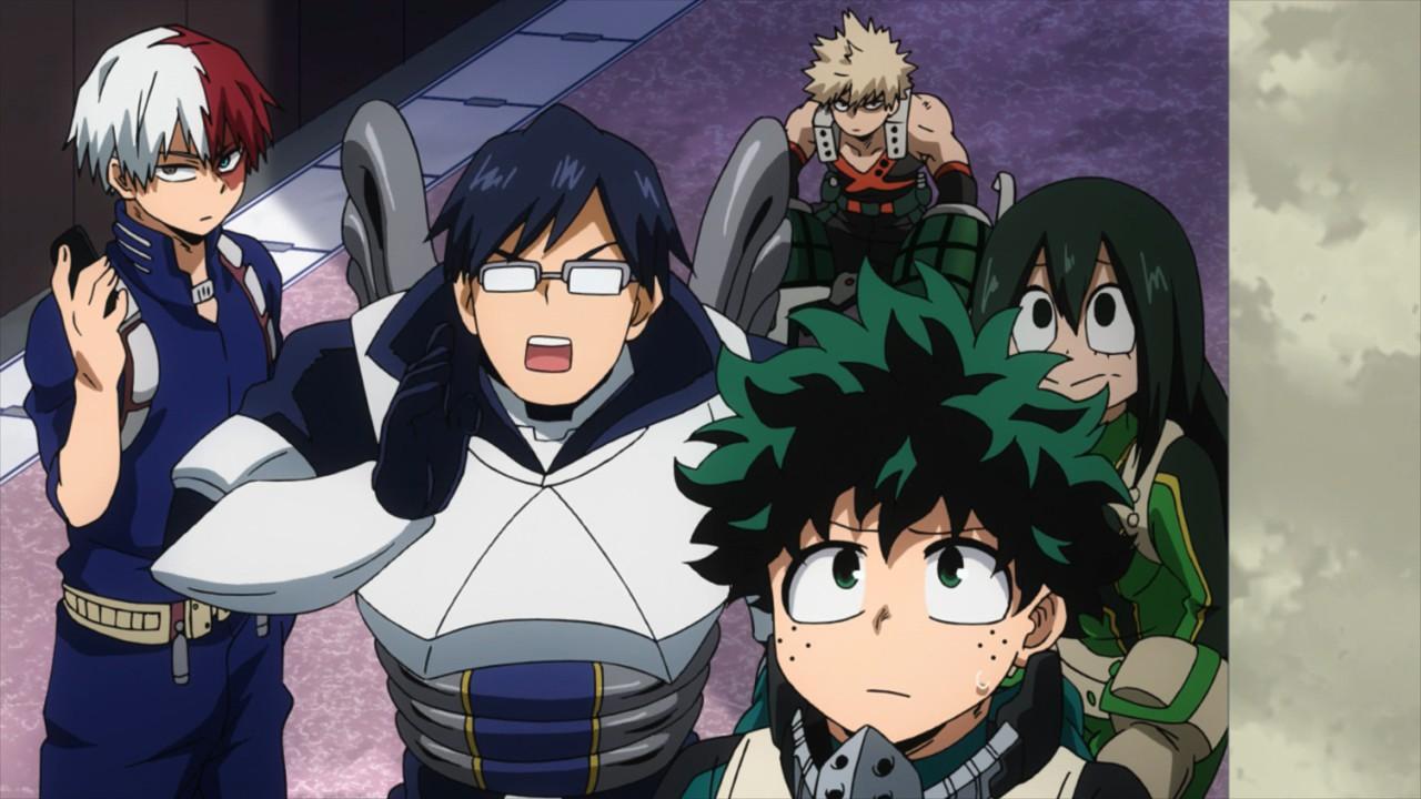 Boku no Hero Academia Season 3 – 20 - Lost in Anime