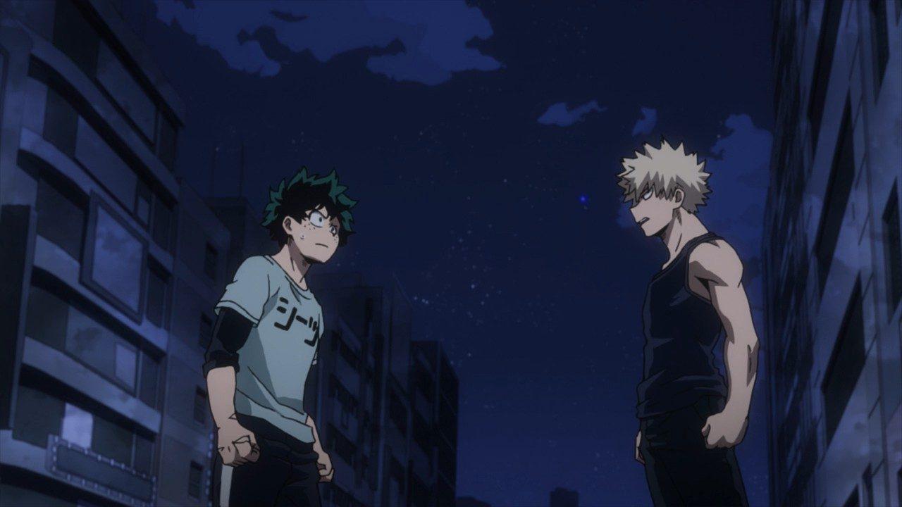 Boku No Hero Academia Season 3 Episode 3 Anime Wallpapers