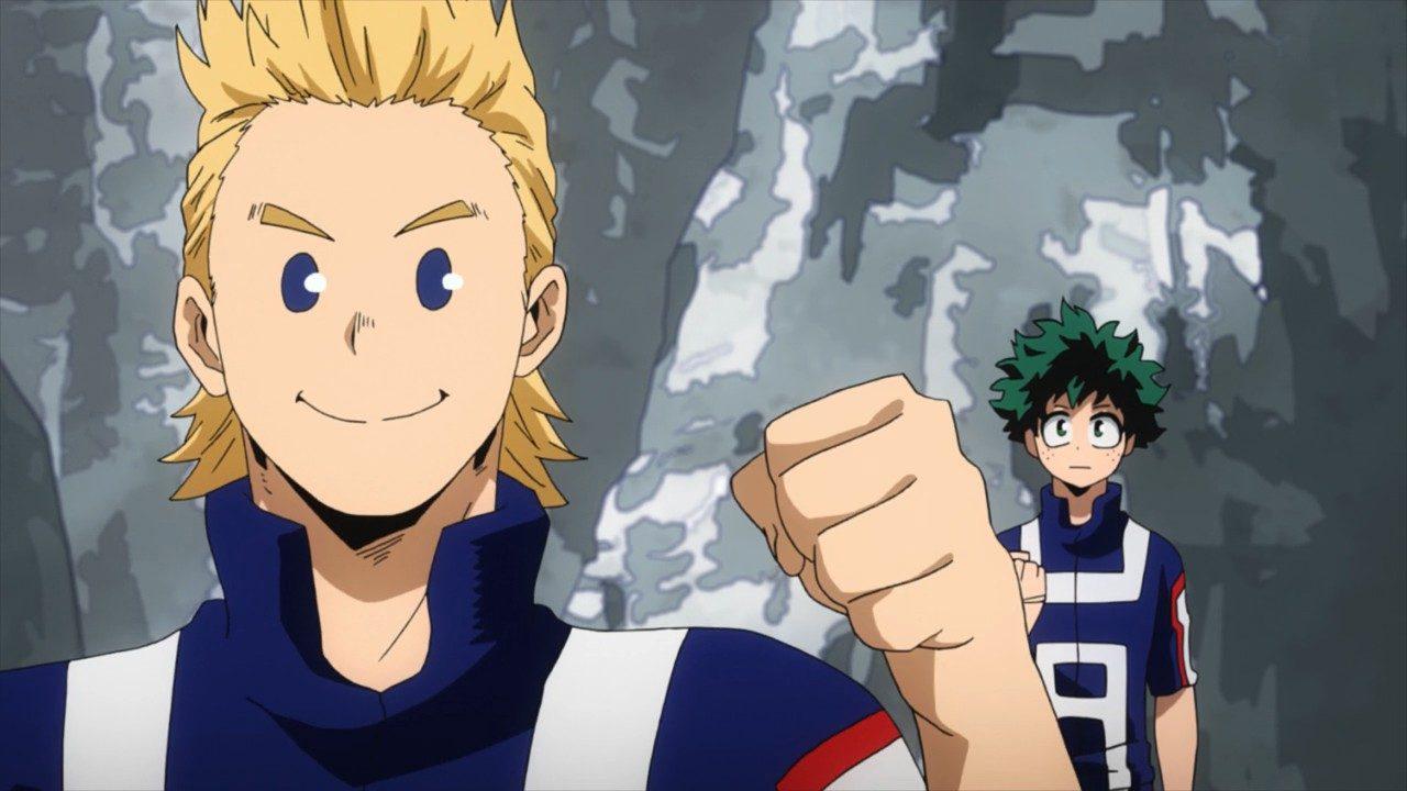 Boku no Hero Academia Season 3 – 25 (Season Finale) - Lost