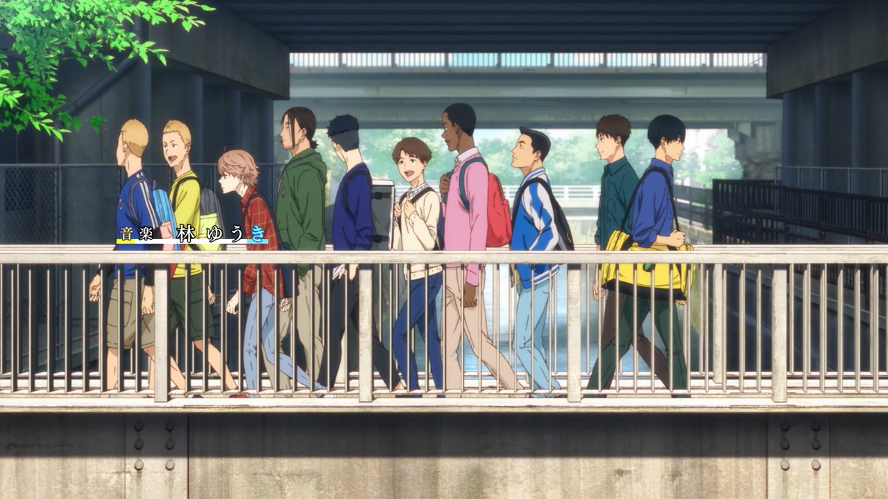 First Impressions Kaze Ga Tsuyoku Fuiteiru Lost In Anime