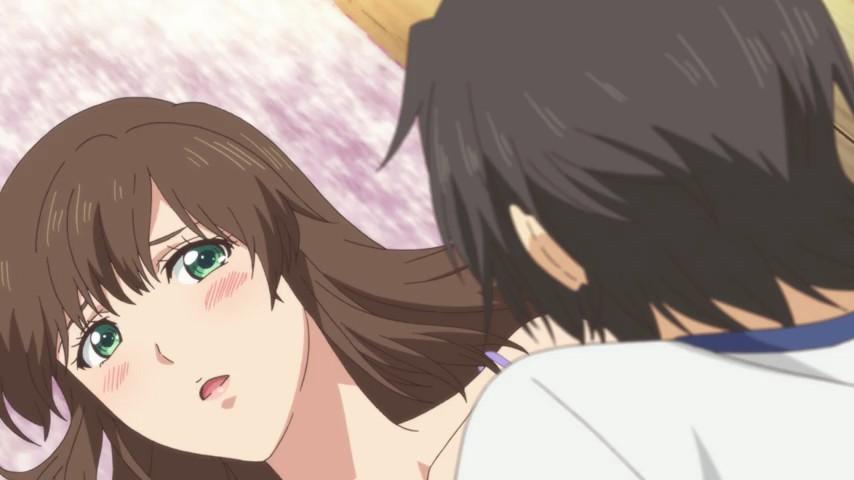 Domestic Na Kanojo 10 Lost In Anime