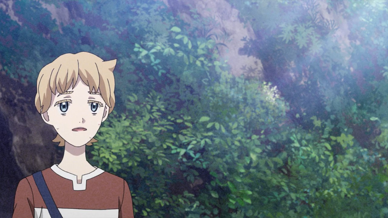 First Impressions - Gunjou no Magmel - Lost in Anime