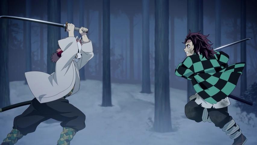Kimetsu no Yaiba : La chasse aux démons est ouverte ! - Anime Printemps 2019