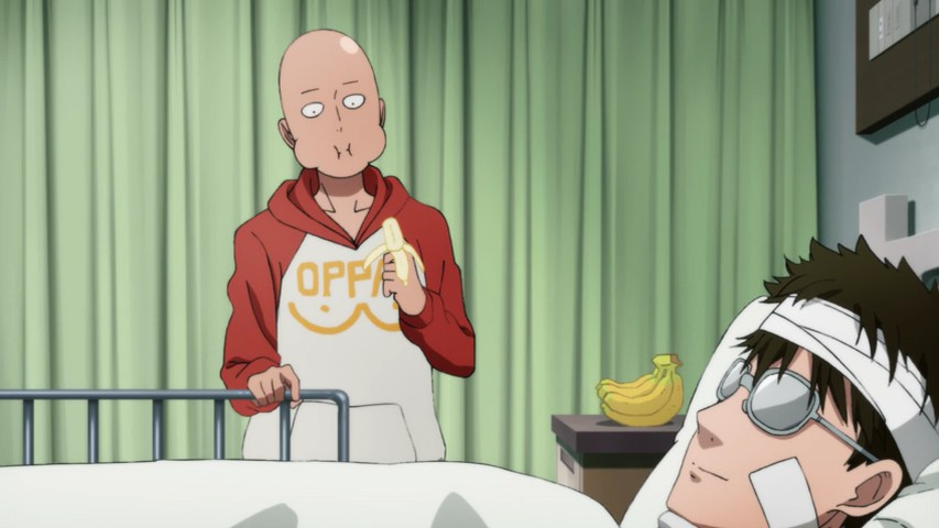 One-Punch Man Season 2 – 03 - Lost in Anime