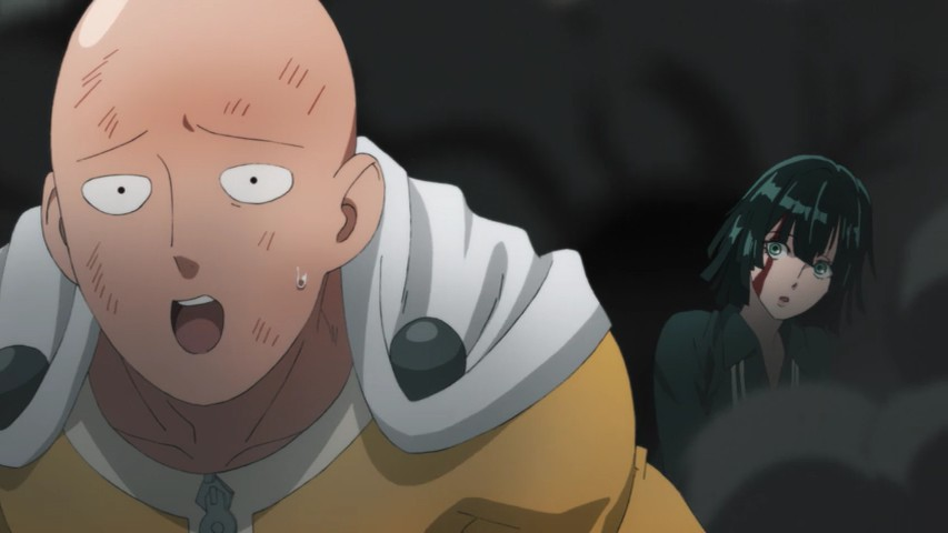 One-Punch Man Season 2 – 02 - Lost in Anime