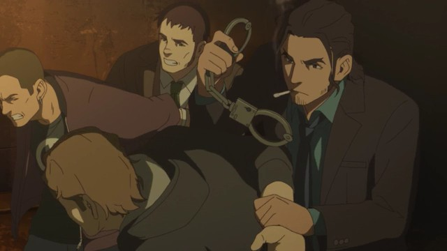 First Impressions Cop Craft Lost In Anime