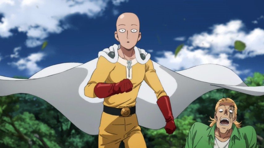 One-Punch Man Season 2 – 12 (End) and Series Review - Lost