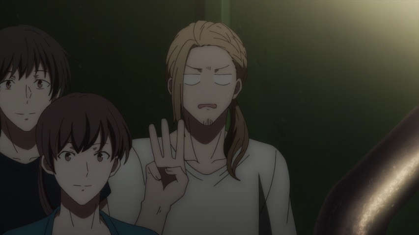 Given – 09 - Lost in Anime