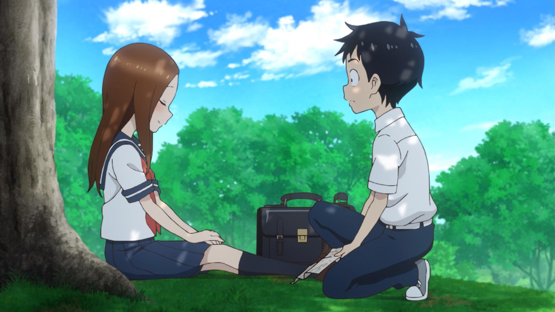 Karakai Jouzu No Takagi San 2 10 34 Lost In Anime