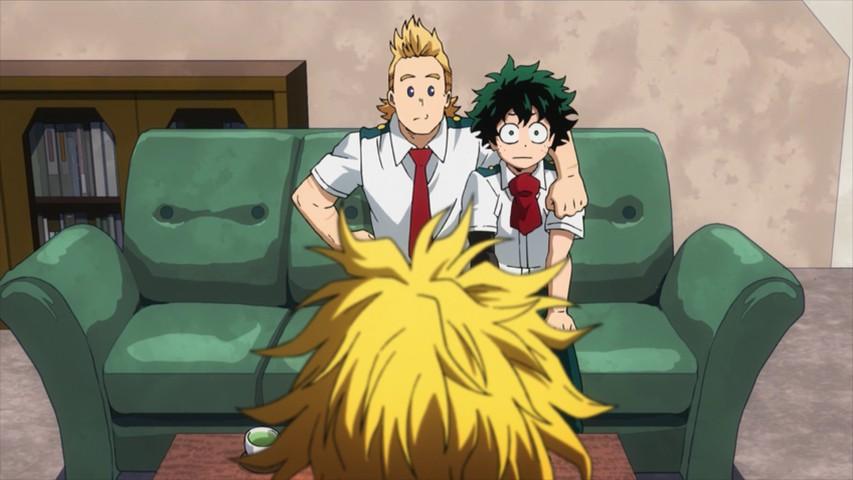 Boku No Hero Academia Season 4 02 Lost In Anime