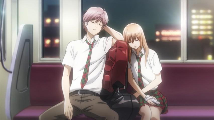 Chihayafuru 3 01 Lost In Anime