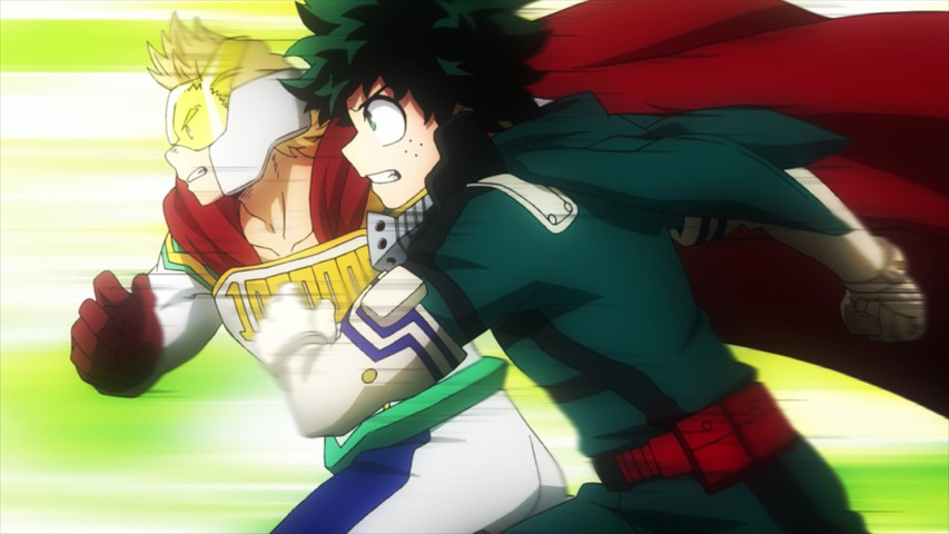 Boku No Hero Academia Season 4 07 Lost In Anime