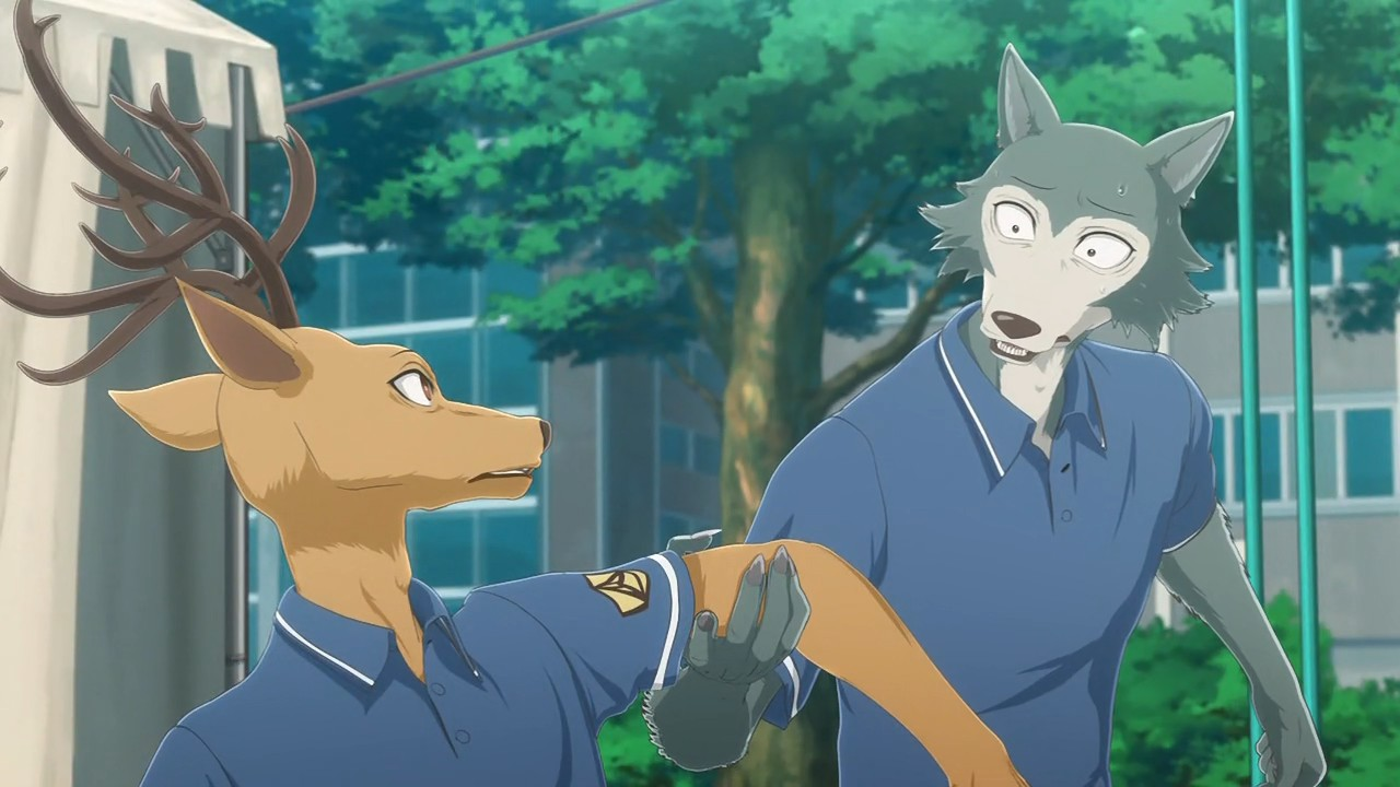 Beastars - 09 - 25 - Lost in Anime