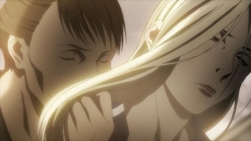 Scene anime rape 10 Of