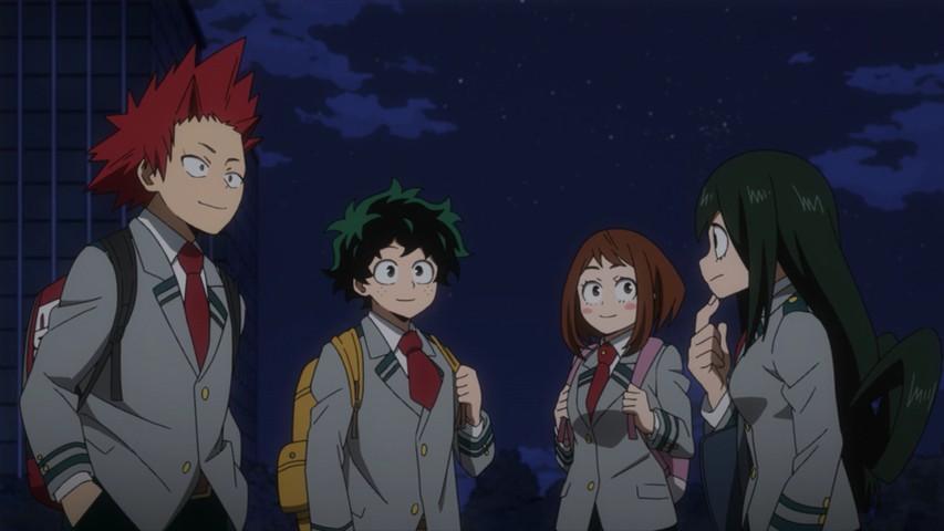 Boku No Hero Academia Season 4 15 Lost In Anime