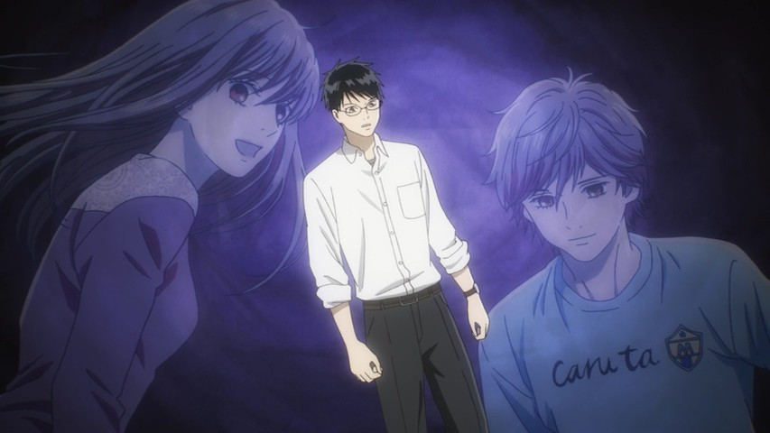 Chihayafuru 3 24 End And Series Review Lost In Anime