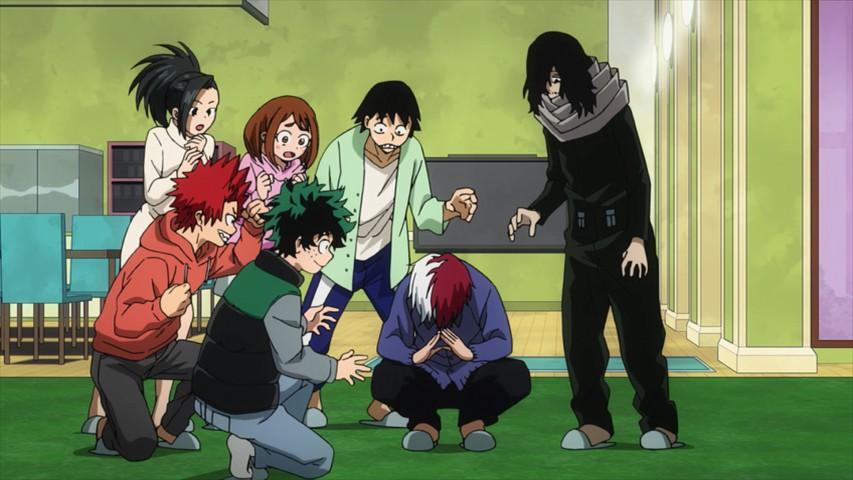 Boku no Hero Academia Season 4 - 25 (Season Finale) - Lost ...