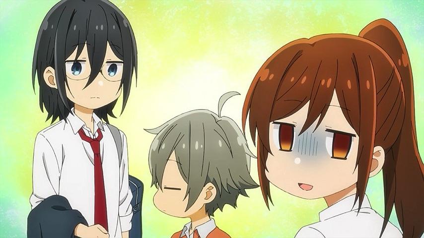 Horimiya - 05 - Lost in Anime
